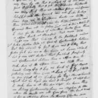 Caleb Brewster to Benjamin Tallmadge, August 27, 1780